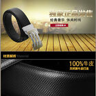 P-830 Fangle men's Genuine Leather Waist Stylish Fashion Belt Free Shipping