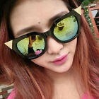 2015 New SunGlasses Anti UV Mirror Fashion Style Shades Women Shades 10 Colors