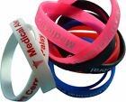 Cerebral Palsy Patient  Silicone Medical Help Wrist  Bands 2 bands pack