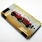 For Motorola Droid X MB810 / X2 MB870 Hybrid 2-in-1 Case Red Sports Roadster Car