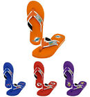 NFL Mens 2015 Locker Label Contour Sandal Flip Flop - Pick Team