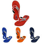 MLB Mens 2015 Locker Label Contour Sandal Flip Flop - Pick Team