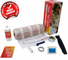 Electric Underfloor Heating mat kit 200w per m2 All Sizes in this Listing (ORGL)