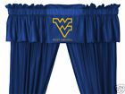 West Virginia Mountaineers Curtains & Valance