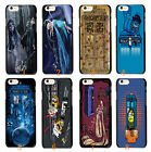 Disney Anna Elsa Doctor Who Tardis Police Box Hard Case Cover For iphone 5 5g 5s
