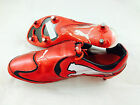 Puma v1.10 SG Soft Ground Football Boots Red/White/Black RRP £125
