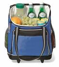 Gemline Harbor 40 Can Capacity Wheeled Insulated Cooler Bag - New