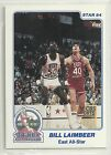 Bill Laimbeer 1984 Star Company All Star Game Detroit Pistons Card #6
