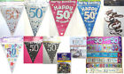 50th Birthday decorations - decorate for that special party