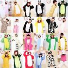 Unisex Onesie Adult Animal Onesies Onsie Kigurumi Pyjamas Sleepwear Onesie Dress