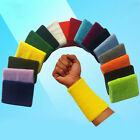 1pc Sport Towel Knitting Wrist band Wristbands Protection Support Breathable Hot
