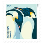 New USPS Penguins Coil of 100 фото