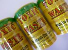 Toxic Waste Tub - Yellow, Party Bag Fillers, Retro, Select Your Qty 2, 4 or 12