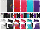 for Sony Nokia ZTE Phone Fenma wallet Card Holder Leather Case Stand Cover SF