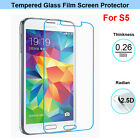 9H Premium Real Tempered Glass Screen Film Protector For Samsung Galaxy S3 S4 S5