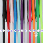 """100 Yards Grosgrain Ribbon Bow DIY Crafts Decoration Gift Packing 1/4""""  3/8"""""""