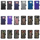 New Outer Defender Camo Series Case Cover For Samsung Galaxy S6