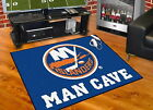 New York Islanders Man Cave Area Rugs 3 Sizes