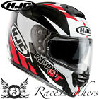 HJC R-PHA ST RUGAL WHITE RED FULL FACE MOTORCYCLE MOTORBIKE BIKE HELMET