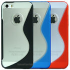 NEW Premium Strong TPU S-Line Case Cover for Apple iPhone 5S 5