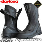 DAYTONA TRAVEL STAR GTX GORETEX WATERPROOF MOTORCYCLE MOTORBIKE BIKE BOOTS