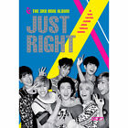 GOT7 - JUST RIGHT (3rd Mini Album) CD+Booklet+Photo+Photocard+Poster, Kpop