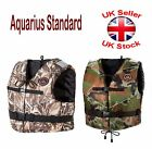 Aquarius Fishing PFD Buoyancy Aid Jacket Vest 55N-70N Watersports ISO-5 CE