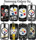 Pittsburgh Steelers Samsung Galaxy s4 Case Hard Silicone Case #