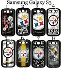 Pittsburgh Steelers Samsung Galaxy s3 Case Hard Silicone Case #