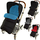 UNIVERSAL FOOTMUFF COSY TOES BUGGY PUSHCHAIR STROLLER PRAM BABY TODDLER