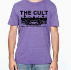 THE CULT MANOR SESSIONS ROLL UP PARTY BASHER STYLE UNISEX T-SHIRT  S/XXXL - UK