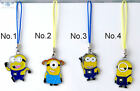 Despicable Me  Mobile Phone / DS / Bag Charm Choice of Minion - Party Bag Filler
