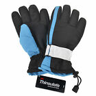 Winter Boys Child Warm Waterproof Gloves Skiing Snow Hiking Gloves