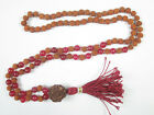 Meditation Gift- Nine Planets Navgraha Prayer Mala Yoga Necklace Beads /Mala
