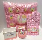 SANRIO Hello Kitty Kitchen Line Equipment - Sponges, Oven Mits, and More! NWT