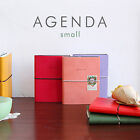 Agenda Diary S 2015 Planner Daily journal monthly Korea Journey schedule Undated