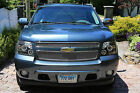 Chevrolet : Suburban LT + 2009 blue granite 1 owner no accidents super maintained suburban 95 highway 4 x 4