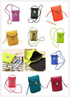 Handbag Cross-body PU Leather Shoulder Bag Pouch Case For Samsung Galaxy Phones