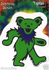 Grateful Dead Dancing Bear Stickers decal PICK COLOR   STYLE    Rasta    Jerry
