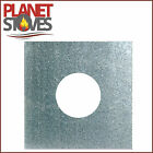 Galvanised Top Plate For Use With Multifuel/Wood Burning Stove Installation
