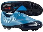 NIKE JR STEAM V FG -JUNIOR FOOTBALL BOOTS - 354513 404 - SIZE UK 5.5 ONLY -