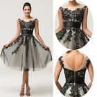 Vintage Mother of The Bride Lace Dresses Bridesmaid For Wedding Party Plus Size