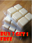 Soy Wax Clamshell Break Away Tart Melt Wickless Candle - (BUY 3 GET 1 FREE) # H