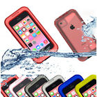 New Waterproof Shockproof Dirt Snow Proof Case Cover for iPhone 5 5S 5C 4S 4