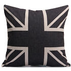 Retro Vintage London British Style Pillow Case Cover Cushion Sofa Home Car Decor