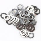 M3 M4 M5 M6 M8 M10 Stainless Steel Metric Flat Washers Screw Repair Kit Tool WWU
