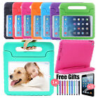 Kid EVA FOAM ShockProof Handle Stand Case Cover for iPad Samsung Tablets+Gifts E