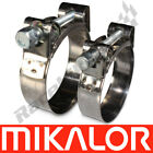 MIKALOR SUPRA W2 430 STAINLESS STEEL HOSE CLAMP EXHAUST T BOLT MARINE HEAVY DUTY <br/> 10% OFF OVER &pound;15 | FREE 1ST CLASS POSTAGE