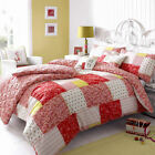 Luella Strawberry Bedlinen by Kirstie Allsopp ... Free Delivery