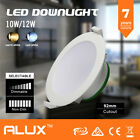 12W IP44 DIM/Non-Dim LED DOWNLIGHT KIT WARM/DAYLIGHT WHITE 1000LM 92MM CUTOUT